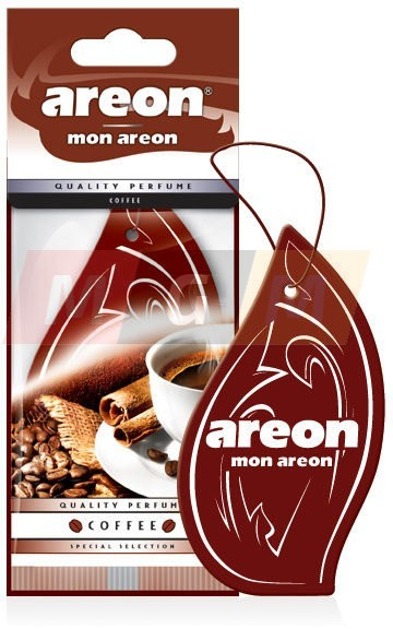 "Ароматизатор ""AREON"" бумажный ""MON AREON"" Coffee"